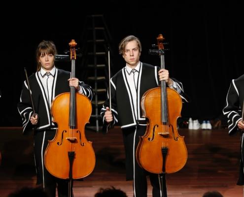 Oorkaan-Cellokrijgers